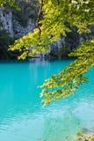 Λίμνες Plitvice Στοκ φωτογραφίες με δικαίωμα ελεύθερης χρήσης