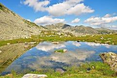 λίμνες retezat Στοκ φωτογραφίες με δικαίωμα ελεύθερης χρήσης