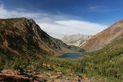 λίμνες yosemite Στοκ φωτογραφία με δικαίωμα ελεύθερης χρήσης
