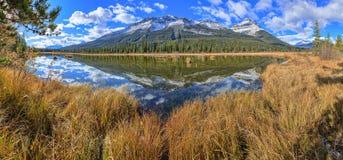 Λίμνη έπαλξεων Στοκ Εικόνες