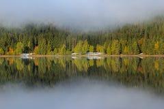 Λίμνη Αγίου Anna Στοκ Εικόνες