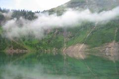 λίμνη αλκών Στοκ Εικόνες