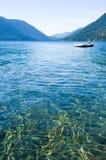 λίμνη βαρκών στοκ φωτογραφία με δικαίωμα ελεύθερης χρήσης