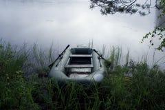 λίμνη βαρκών Στοκ Φωτογραφία