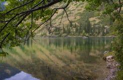 Λίμνη βουνών, Καζακστάν Στοκ Εικόνα