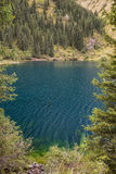 Λίμνη βουνών, Καζακστάν Στοκ φωτογραφία με δικαίωμα ελεύθερης χρήσης