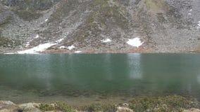 Λίμνη βουνών κοντά στο Ίνσμπρουκ Στοκ Εικόνες