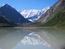 Λίμνη βουνών στοκ φωτογραφίες με δικαίωμα ελεύθερης χρήσης