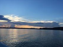 Λίμνη βουνών Smith Στοκ φωτογραφίες με δικαίωμα ελεύθερης χρήσης