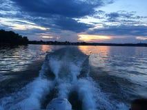 Λίμνη βουνών Smith Στοκ εικόνες με δικαίωμα ελεύθερης χρήσης