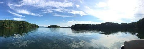 Λίμνη βουνών Smith Στοκ Φωτογραφίες