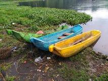Λίμνη ηφαιστείων Batur στοκ φωτογραφίες με δικαίωμα ελεύθερης χρήσης