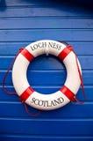 Λίμνη λιμνών ness στη Σκωτία Στοκ εικόνα με δικαίωμα ελεύθερης χρήσης