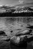 Λίμνη καθρεφτών, Γιούτα Στοκ Εικόνες