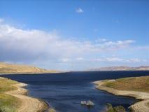 Λίμνη Καλιφόρνιας Στοκ Εικόνες