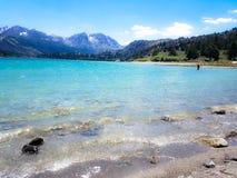 Λίμνη Καλιφόρνια Ιουνίου Στοκ Εικόνες
