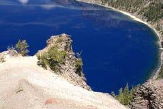 Λίμνη κρατήρων, Όρεγκον, ΗΠΑ Στοκ Εικόνα