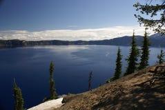 Λίμνη κρατήρων, Όρεγκον, ΗΠΑ Στοκ εικόνες με δικαίωμα ελεύθερης χρήσης