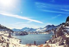 Λίμνη μιναρών Στοκ Φωτογραφίες