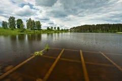 Λίμνη μύλων στοκ φωτογραφίες με δικαίωμα ελεύθερης χρήσης