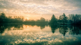 Λίμνη μύλων Στοκ Εικόνες