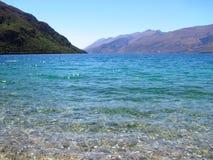 λίμνη Νέα Ζηλανδία Στοκ Φωτογραφίες