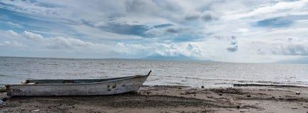 Λίμνη Νικαράγουα στοκ εικόνα με δικαίωμα ελεύθερης χρήσης