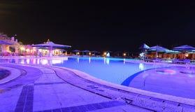 Λίμνη ξενοδοχείων Στοκ εικόνες με δικαίωμα ελεύθερης χρήσης