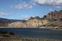 λίμνη πέρα από την όψη powel στοκ φωτογραφία με δικαίωμα ελεύθερης χρήσης