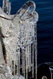 λίμνη παγακιών Στοκ φωτογραφία με δικαίωμα ελεύθερης χρήσης