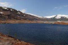 λίμνη παγετώνων Στοκ Φωτογραφία
