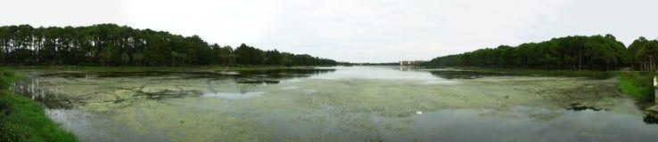λίμνη πανοραμικό taylor Στοκ Εικόνες