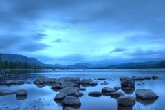 λίμνη περιοχής ullswater Στοκ Εικόνες