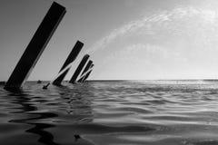 λίμνη πηγών Στοκ φωτογραφίες με δικαίωμα ελεύθερης χρήσης