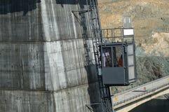 Λίμνη ποταμών Firat ανελκυστήρων γεφυρών Στοκ εικόνα με δικαίωμα ελεύθερης χρήσης