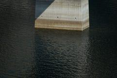 Λίμνη ποταμών Firat ποδιών γεφυρών Στοκ εικόνες με δικαίωμα ελεύθερης χρήσης