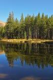 λίμνη που απεικονίζεται &d Στοκ φωτογραφίες με δικαίωμα ελεύθερης χρήσης