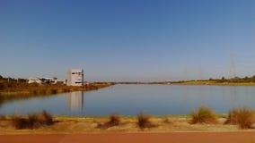 Λίμνη πρωτοπόρων στοκ εικόνες με δικαίωμα ελεύθερης χρήσης