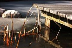 λίμνη ράβδων Στοκ εικόνα με δικαίωμα ελεύθερης χρήσης
