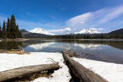 Λίμνη σπινθήρων στοκ φωτογραφία με δικαίωμα ελεύθερης χρήσης