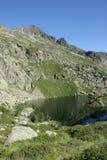 Λίμνη στα Πυρηναία, Γαλλία Στοκ εικόνα με δικαίωμα ελεύθερης χρήσης