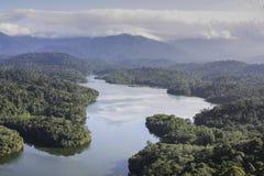 Λίμνη στη Μαλαισία Στοκ φωτογραφίες με δικαίωμα ελεύθερης χρήσης