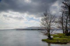 Λίμνη στις ορεινές περιοχές στοκ φωτογραφίες