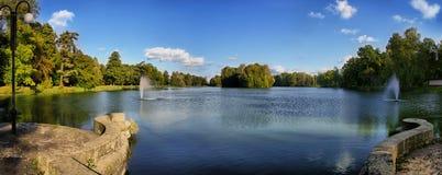 Λίμνη στο πάρκο Στοκ Φωτογραφία