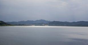 Λίμνη σύννεφων Στοκ φωτογραφία με δικαίωμα ελεύθερης χρήσης