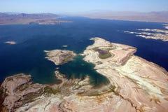 λίμνη της Αριζόνα mede Στοκ εικόνα με δικαίωμα ελεύθερης χρήσης