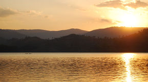 λίμνη της Αφρικής στοκ φωτογραφίες