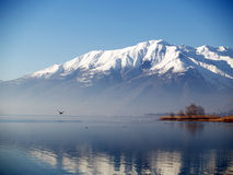 λίμνη της Ιταλίας como στοκ εικόνες με δικαίωμα ελεύθερης χρήσης