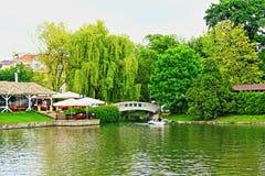 Λίμνη της Ariana, Sofia Βουλγαρία Στοκ φωτογραφία με δικαίωμα ελεύθερης χρήσης