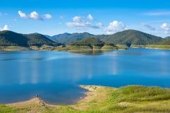 Λίμνη της Mae Kuang Στοκ φωτογραφία με δικαίωμα ελεύθερης χρήσης